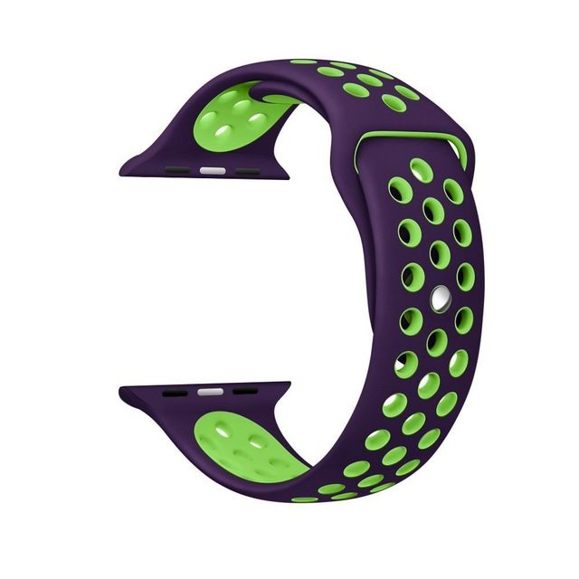 silicone watch band for Apple iWatch