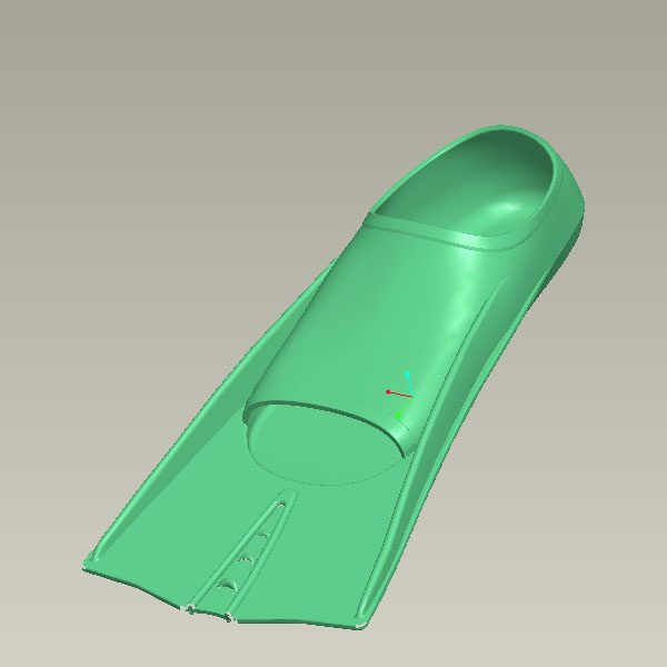 silicone swimming products design