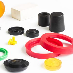 custom silicone rubber parts manufacturer